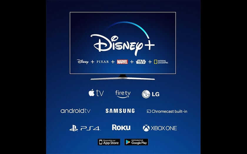 Disney disponibilitate in Romania