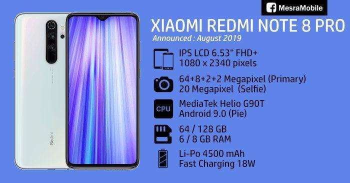 Photo of Xiaomi Redmi Note 8 Pro, pret, specificatii si alte informatii