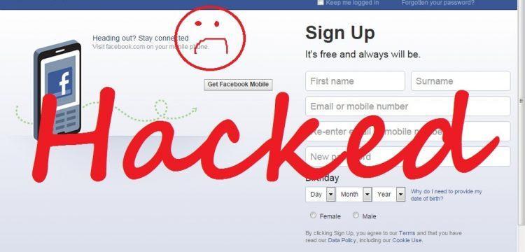 spart contul de Facebook