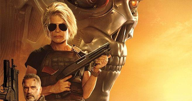 Terminator 6 (Terminator: Dark Fate)