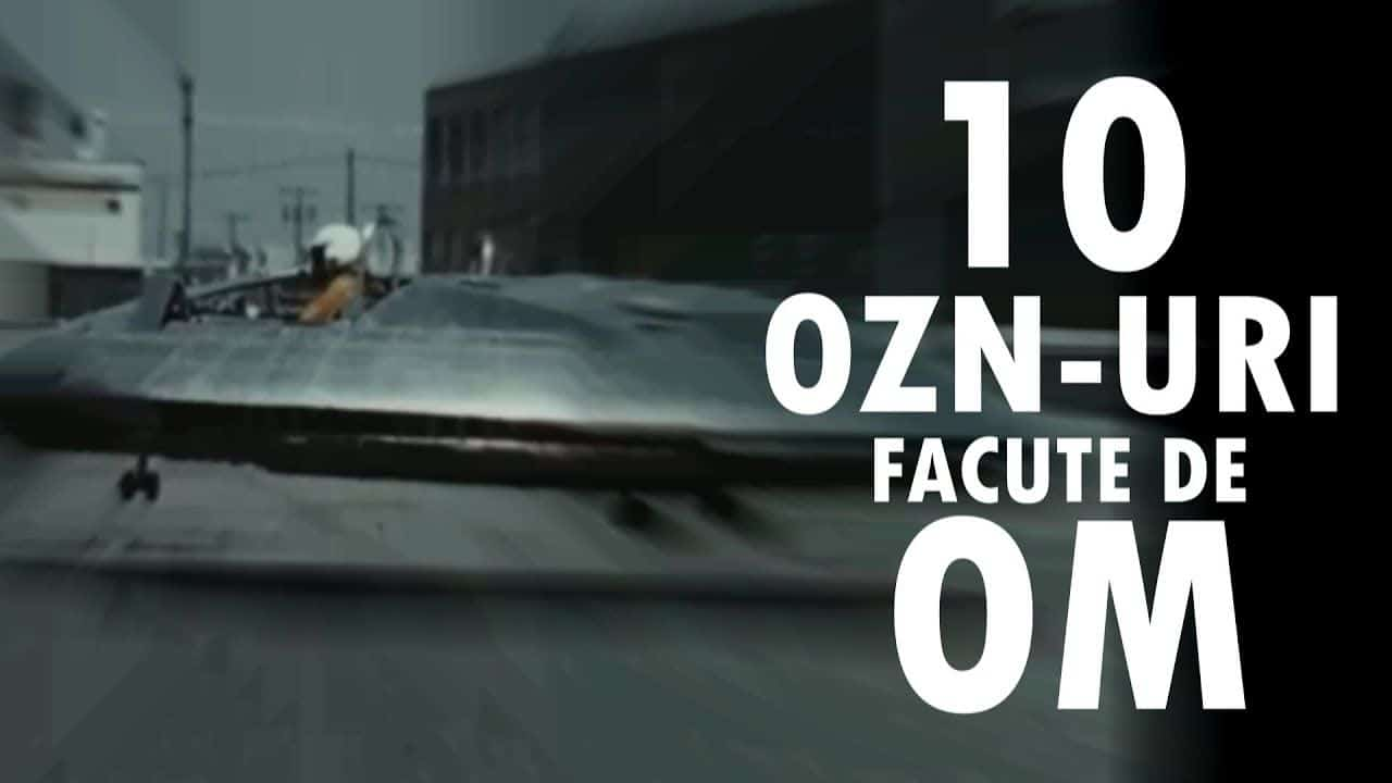 Photo of Top 10 OZN-uri false, facute de catre oameni