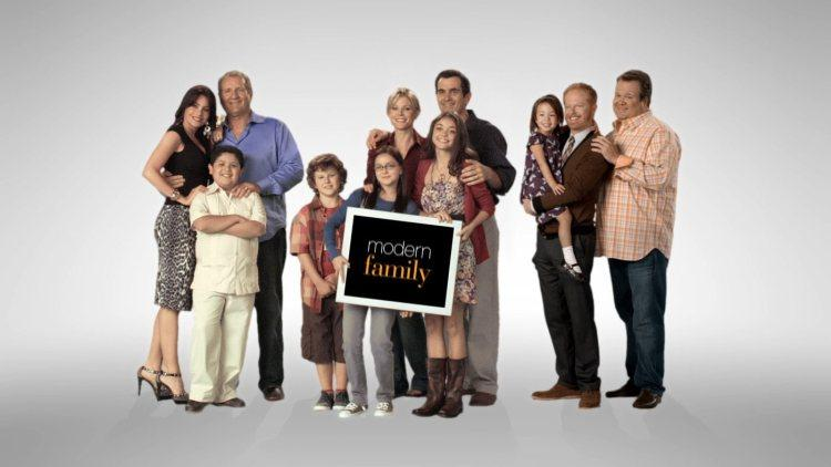 O familie modernă