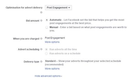 Ce strategie de Facebook Ads