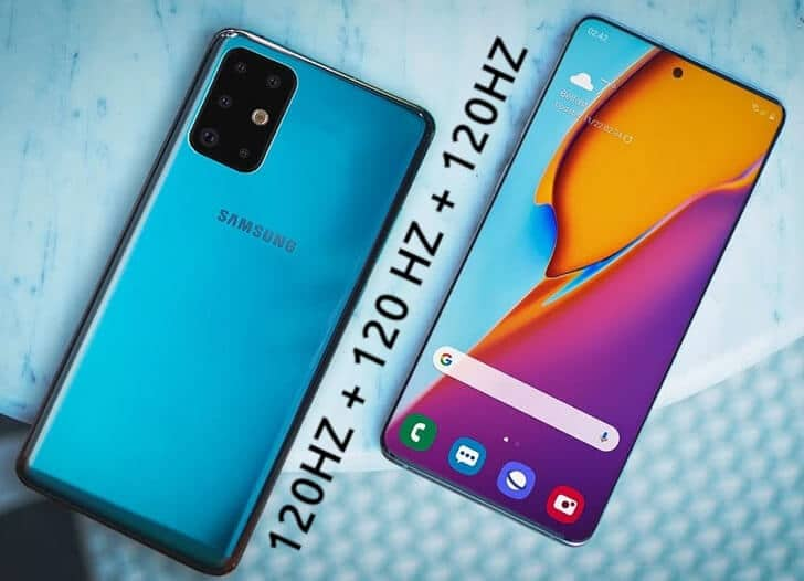 Imagini oficiale cu Samsung Galaxy S20