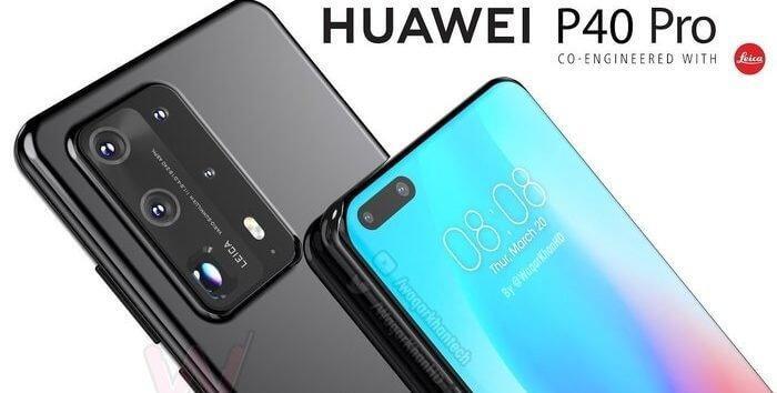 Huawei P40 si P40 Pro