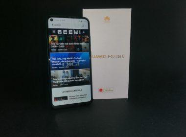 Review: Huawei P40 Lite E