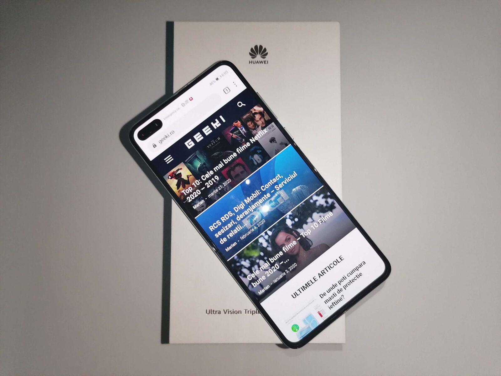 Pret Huawei P40