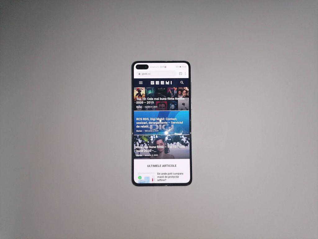 Review Huawei P40
