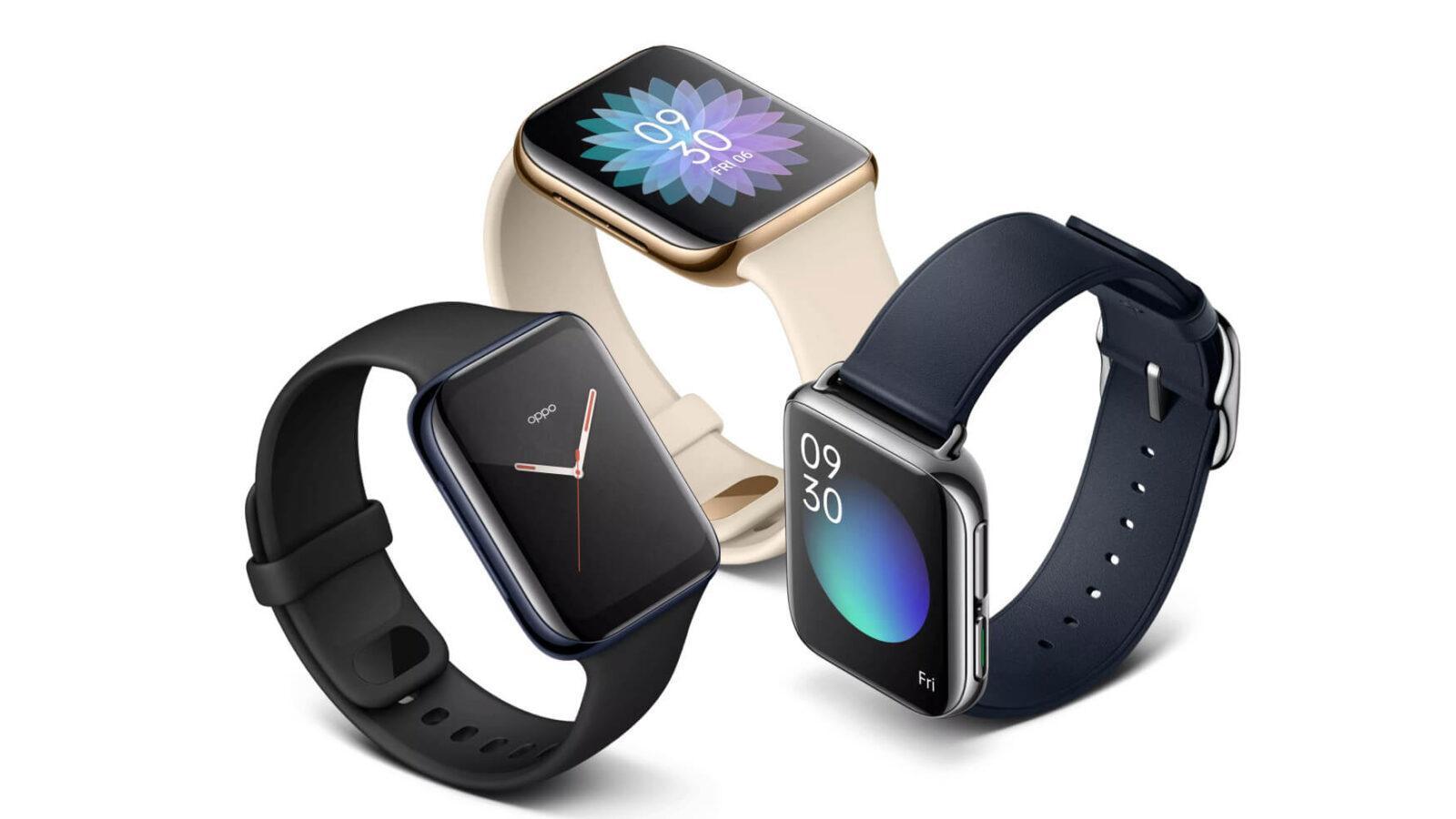 Oppo Watch cu Wear OS va fi lansat pe 31 iulie