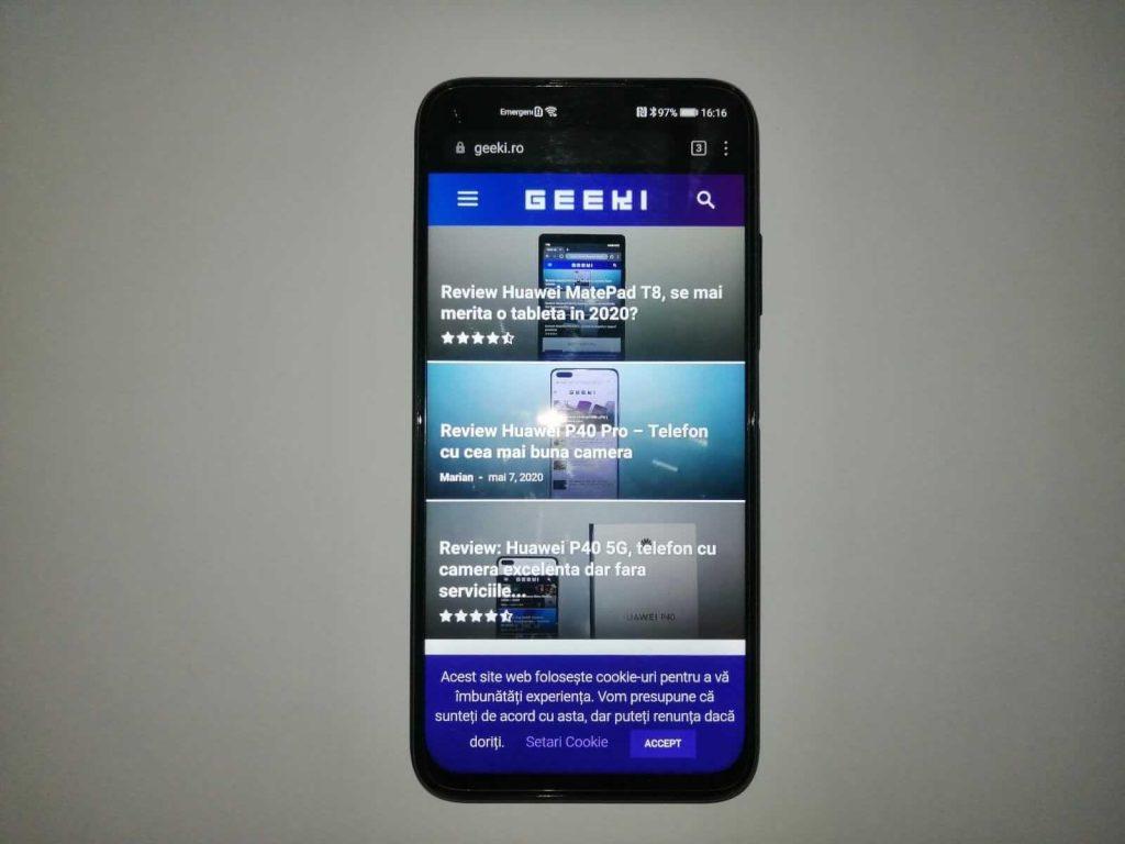 Review Huawei P40 Lite