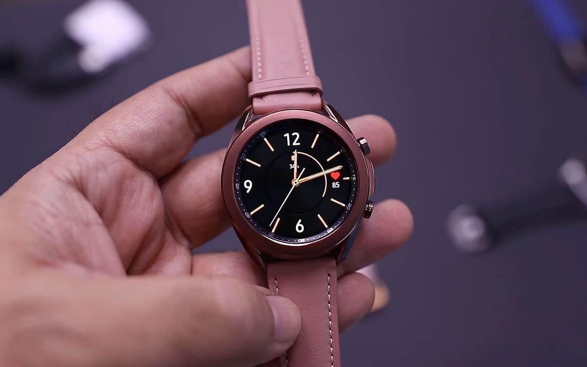 Galaxy Watch 3: un prim unboxing dezvaluie ceasul inteligent inainte de vreme