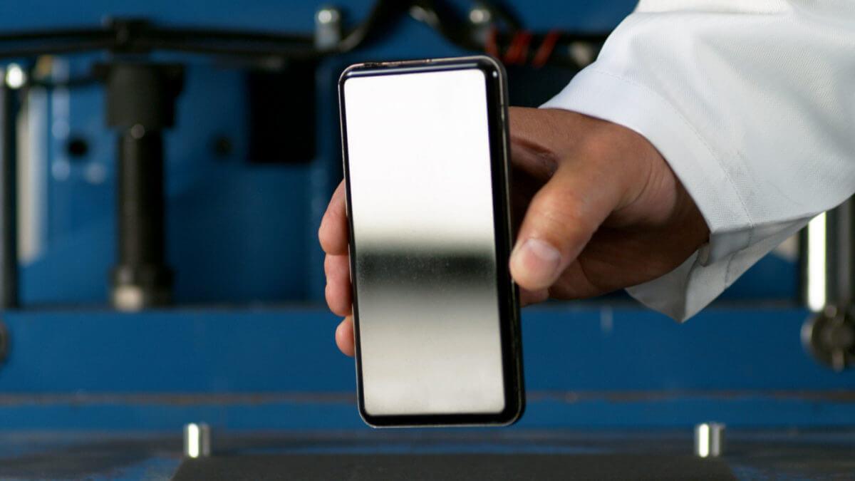 Corning Gorilla Glass Victus display on smartphone puck 1200x675 1