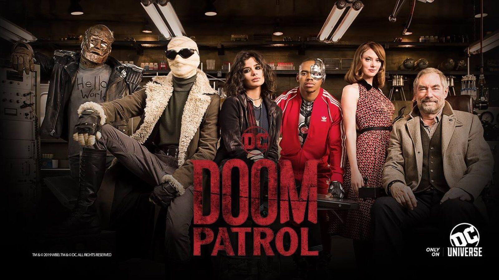 Doom patrol sezonul 2 Online Subtitrat in Romana
