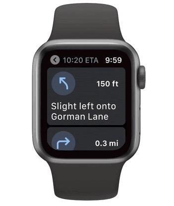 Photo of Google Maps se reintoarce pe Apple Watch
