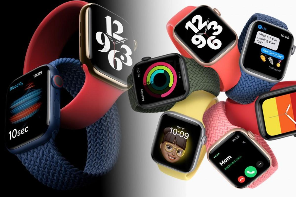 Apple Watch Series 6: data lansarii, pret, noutati…iata tot ce trebuie sa stii