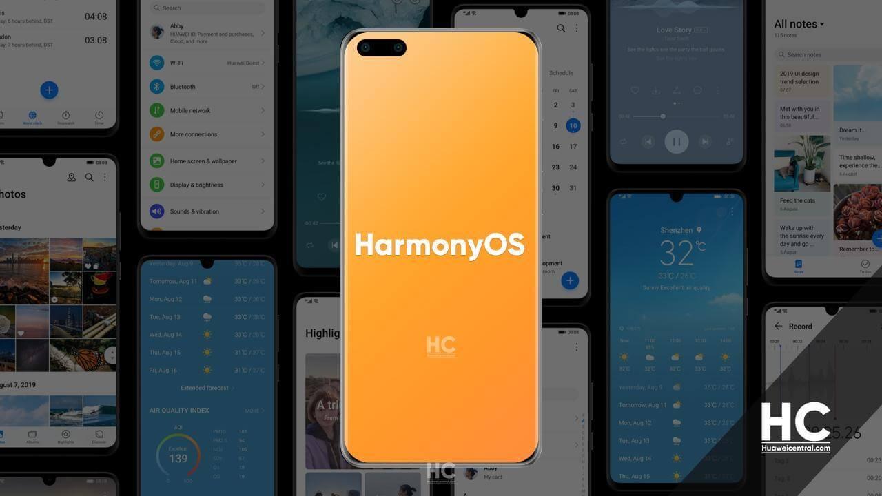 Photo of Lista cu telefoane Huawei ce vor primi HarmonyOS