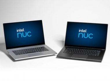 NUC M15 laptop kit