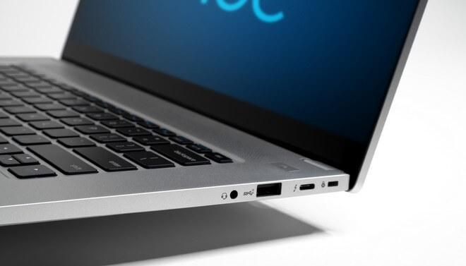 NUC M15 laptop