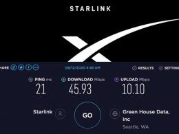 Starlink Satellites Public beta results