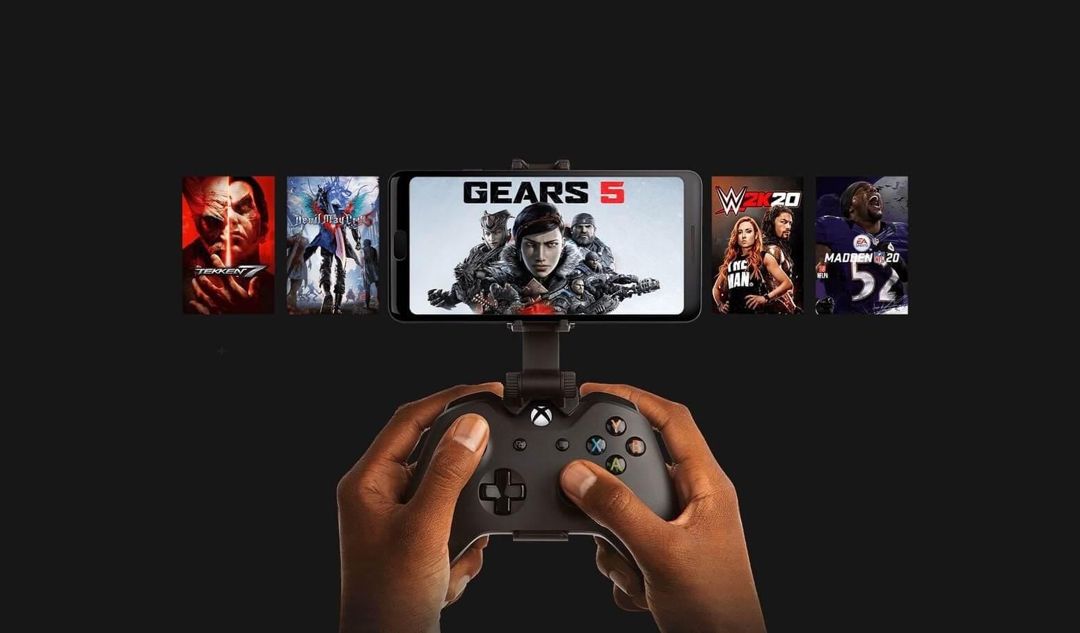 Xbox Series X pe iPhone și iPad