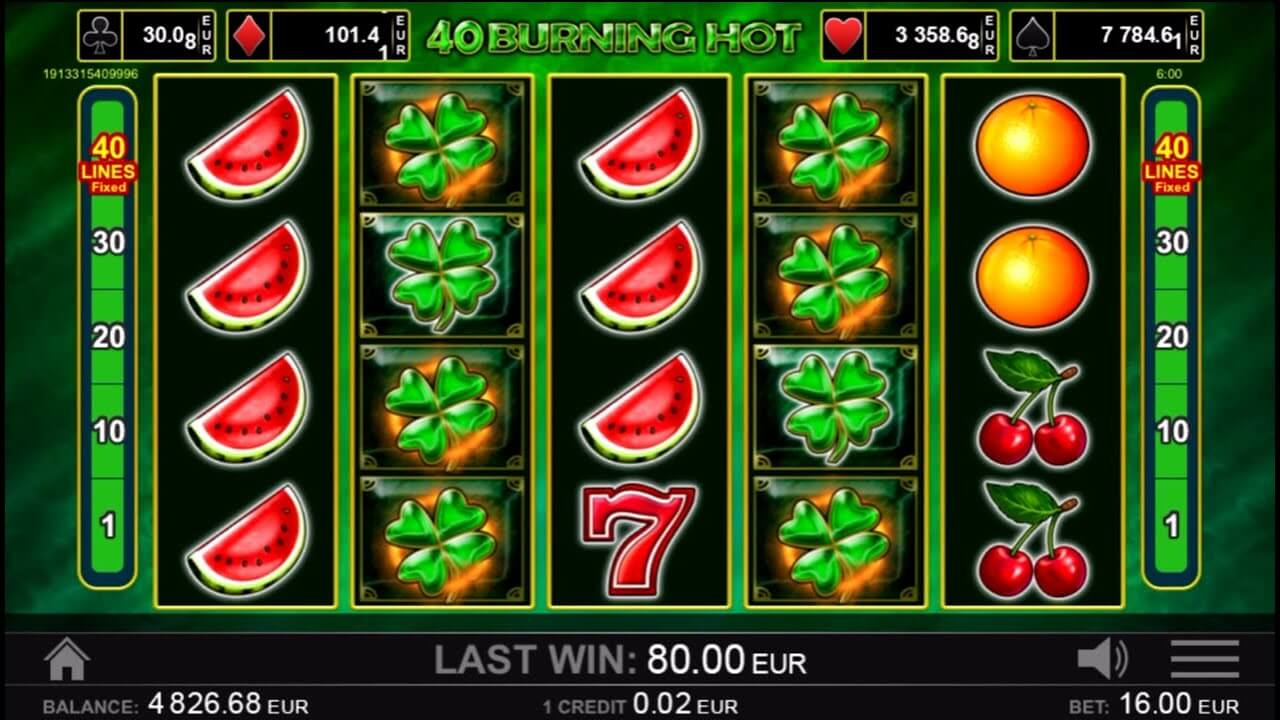 slots 4 1