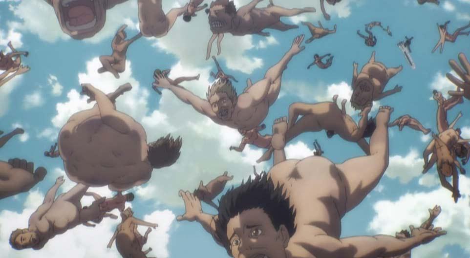 Attack on Titan Sezonul 4 episodul 2