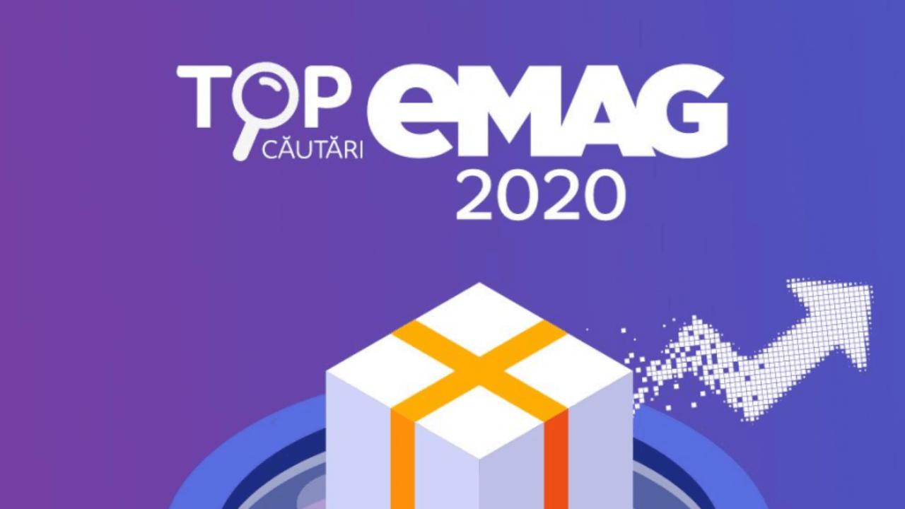 Cautari eMAG 2020