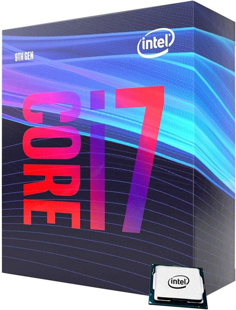 Intel Core i7 9700K