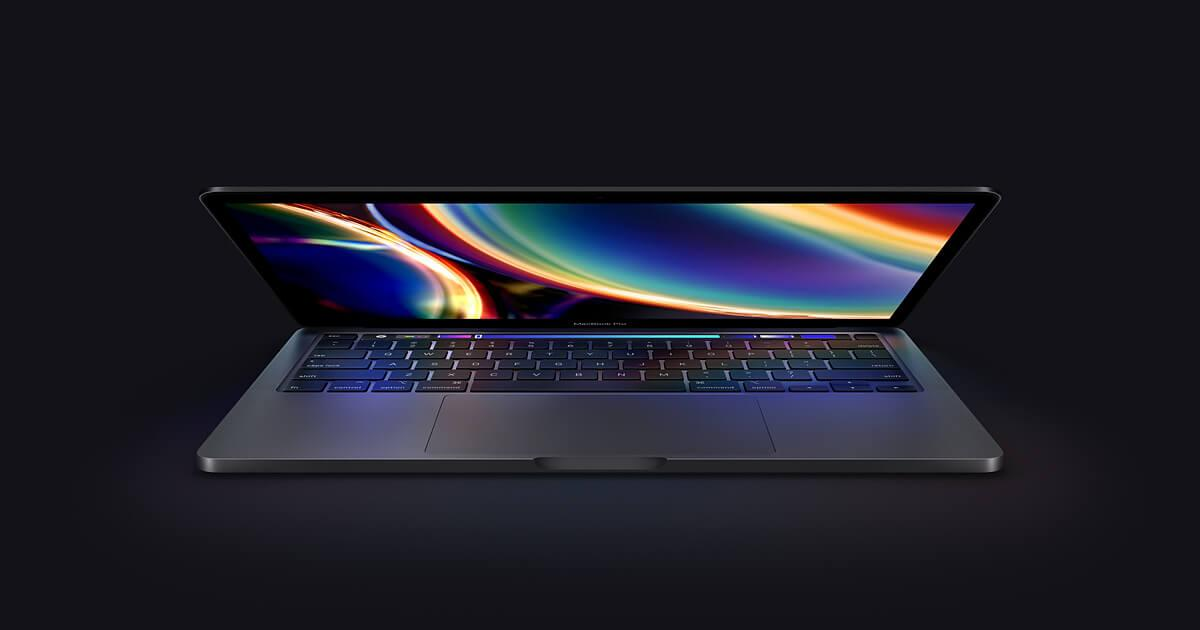 Pret MacBook Pro 13 2020 in Romania
