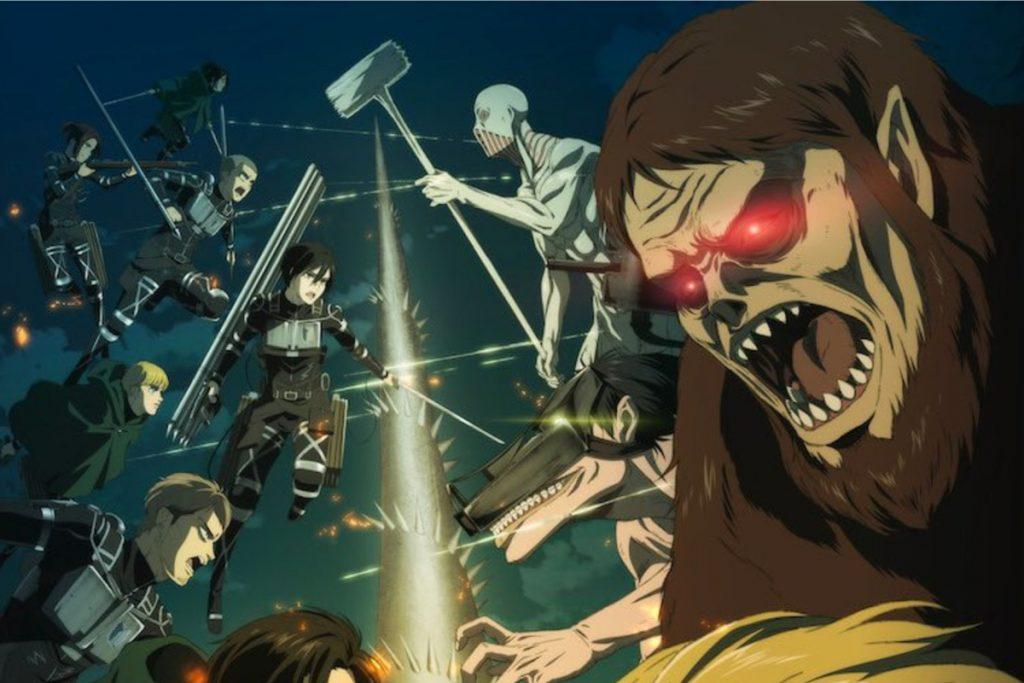 Attack on Titan Sezonul 4 episodul 7 online subtitrat