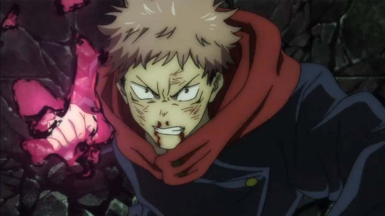 Jujutsu Kaisen episodul 16