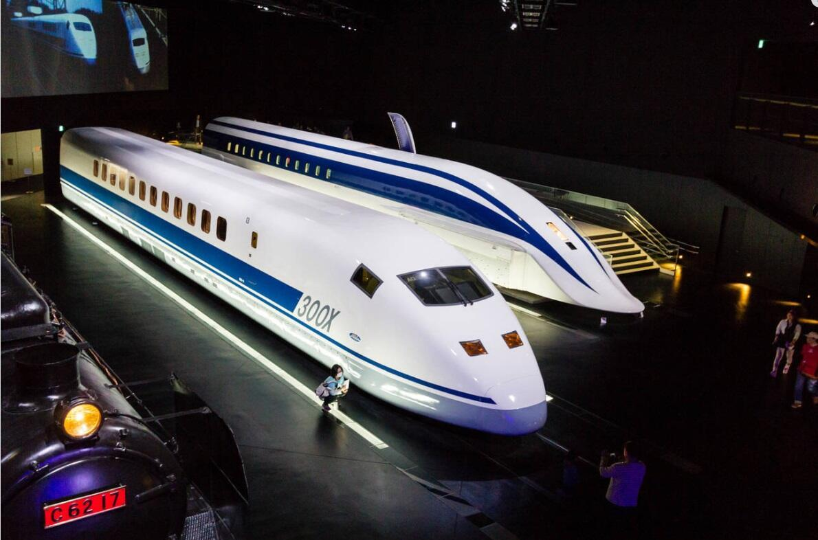 trenuri ultra-rapide