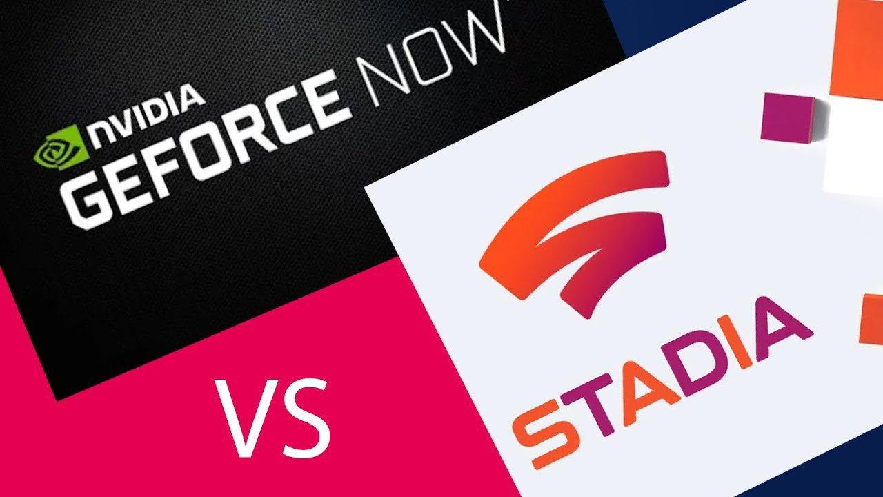 Google Stadia sau Nvidia GeForce Now