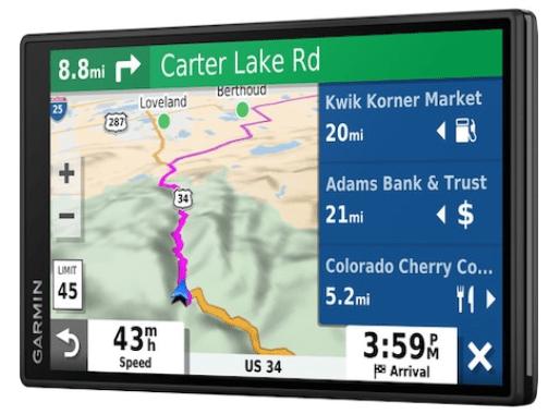 Sistem de navigatie Garmin DriveSmart 55 Full EU MT-S