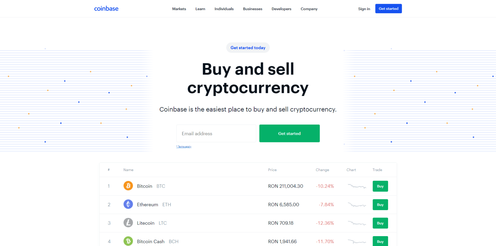 coinbase cum se depună bitcoin bitcoin momentul de tranzacționare
