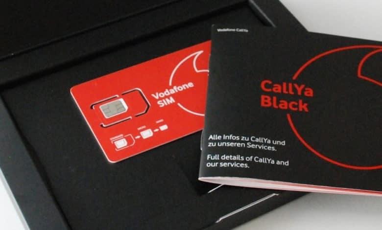 Setari cartela internet Vodafone