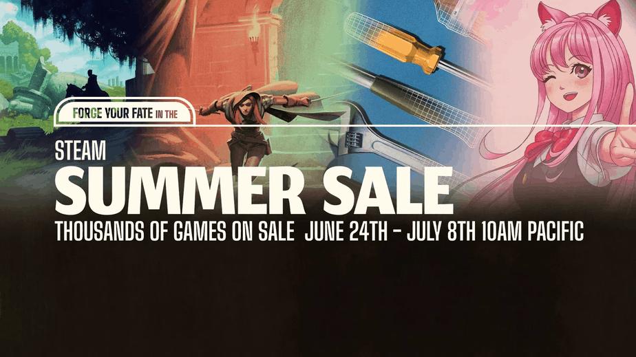 Steam Summer Sale a inceput: Top jocuri de cumparat